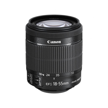 Canon EF-S 18-55mm F3.5-5.6 IS STM Lens