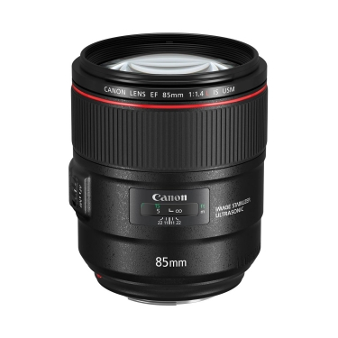 Canon EF 85mm f1.4 L IS USM Lens