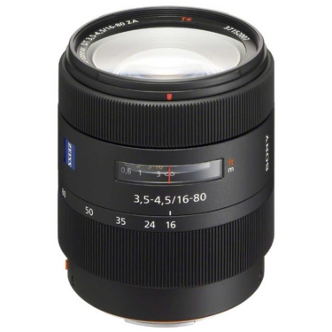 Sony 16-80mm F3.5-4.5 DT Zeiss Lens - Open Box