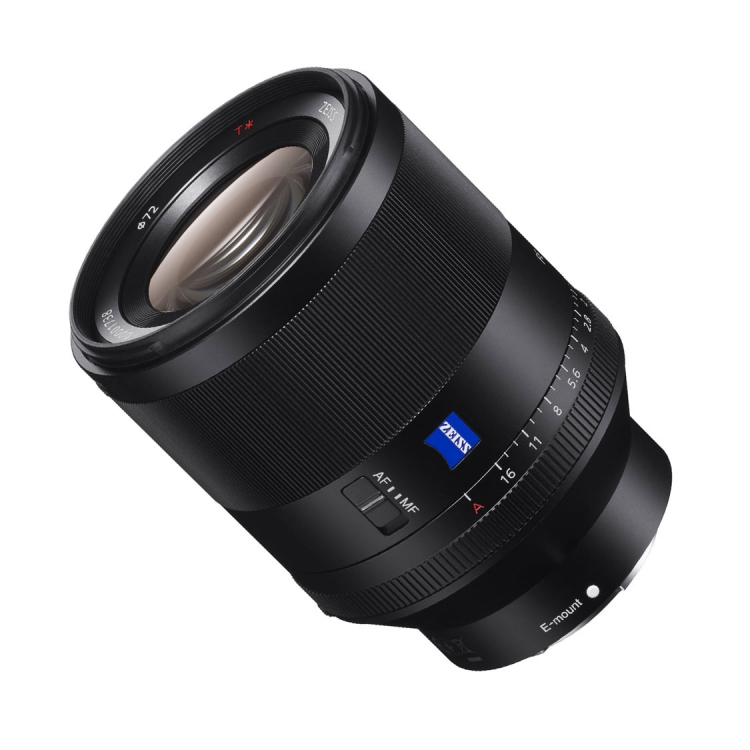 Sony FE 50mm F1 4 ZA Zeiss Lens