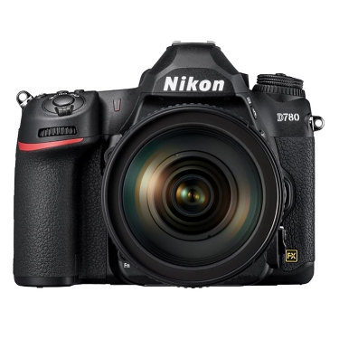Nikon D780 with 24-120 F4 ED VR