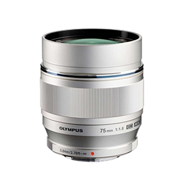 Olympus PEN MSC 75mm F1.8 Lens (silver)
