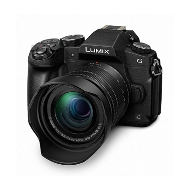 Panasonic G85 Camera with 12-60mm Lens