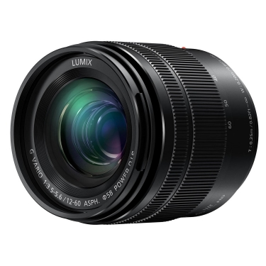 Panasonic 12-60mm F3.5-5.6 OIS Lens for Micro 4/3 Mount