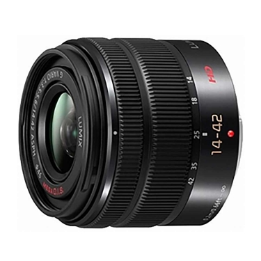 Panasonic 14-42mm F3.5-5.6 II OIS Lens (Micro 4/3 mount)