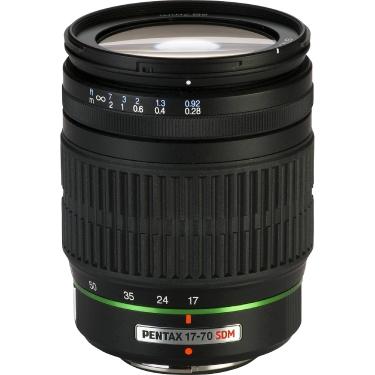 Pentax DA 17-70mm F4.0 SDM Lens  39071a4813f
