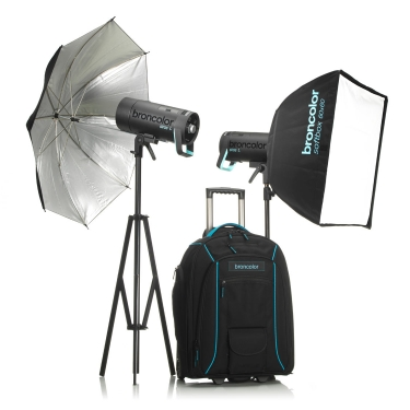 Broncolor Siros 800L Outdoor Kit 2