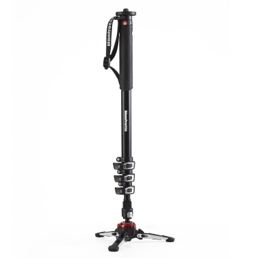 Manfrotto XPRO Video 4-Section Monopod