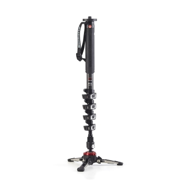 Manfrotto XPRO CF Video 5-Section Monopod