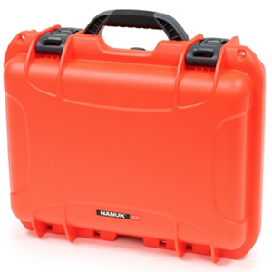 Nanuk 920 Hard Case with Cube Foam (orange)