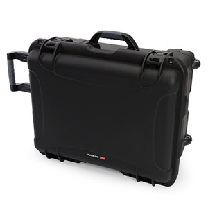 Nanuk 950 Case with Cube Foam (black)