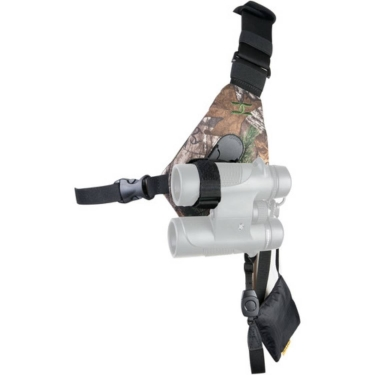 Cotton Carrier Skout Binoculars Sling-Style Harness (Camo)