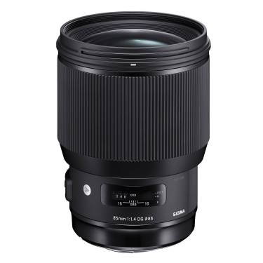 Sigma 85mm F1.4 Art DG HSM for Canon EF Mount