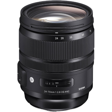 Sigma ART 24-70mm F2.8 DG OS HSM Lens for Nikon F-Mount