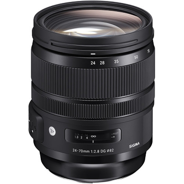 Sigma 24-70mm f2.8 DG OS Art HSM for L-Mount