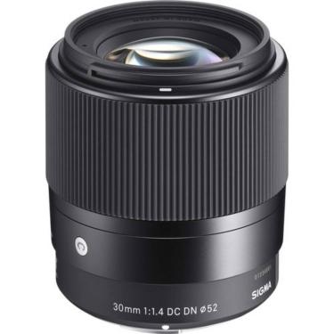 Sigma 30mm F1 4 Dc Dn Contemporary Lens For Sony E Mount Mcbain