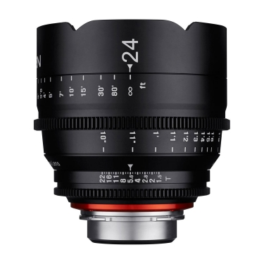 Rokinon 24mm T1.5 XEEN Professional Cine Lens for Canon EF Mount