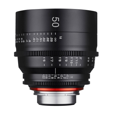Rokinon 50mm T1.5 Xeen Professional Cine Lens for Nikon F-mount