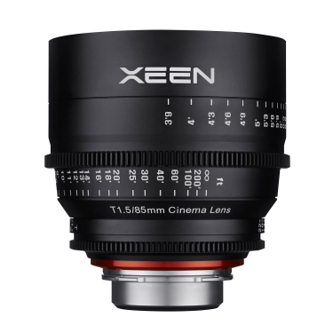Rokinon 85mm T1.5 Xeen Professional Cine Lens for Canon EF Mount