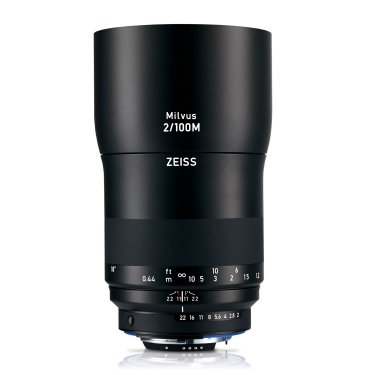 Zeiss Milvus 100mm F2.0 Macro Lens for Nikon F Mount