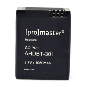 Promaster AHDBT-301 GoPro HERO3 Battery