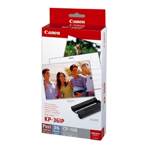 Canon KP-36IP Ink and Paper