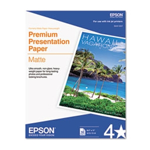 Epson Matte Heavy Weight 8.5x11 (50 sheets)