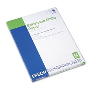 Epson Enhanced Matte 8.5x11 (50 sheets)