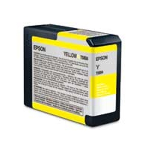 Epson 3800 80ml Yellow T580400