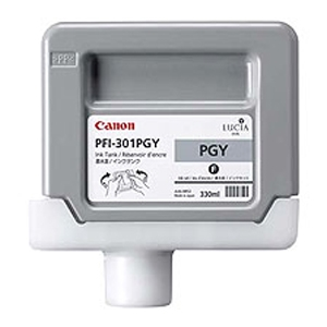 Canon PFI-301PGY Photo Gray