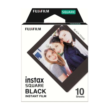 Fuji Instax Square Film with Black Border