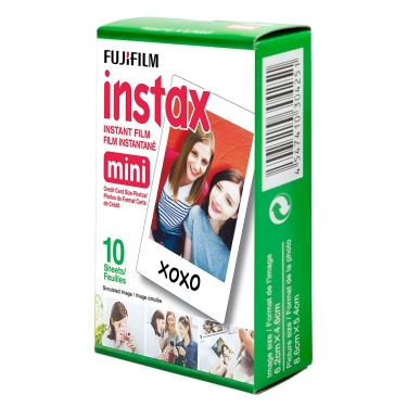 Fuji Instax Mini Film (10 sheets)