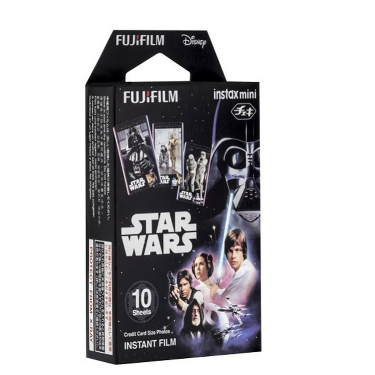 Fuji Instax Mini Star Wars Film