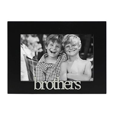 Malden Expression 4x6 Brothers Picture Frame