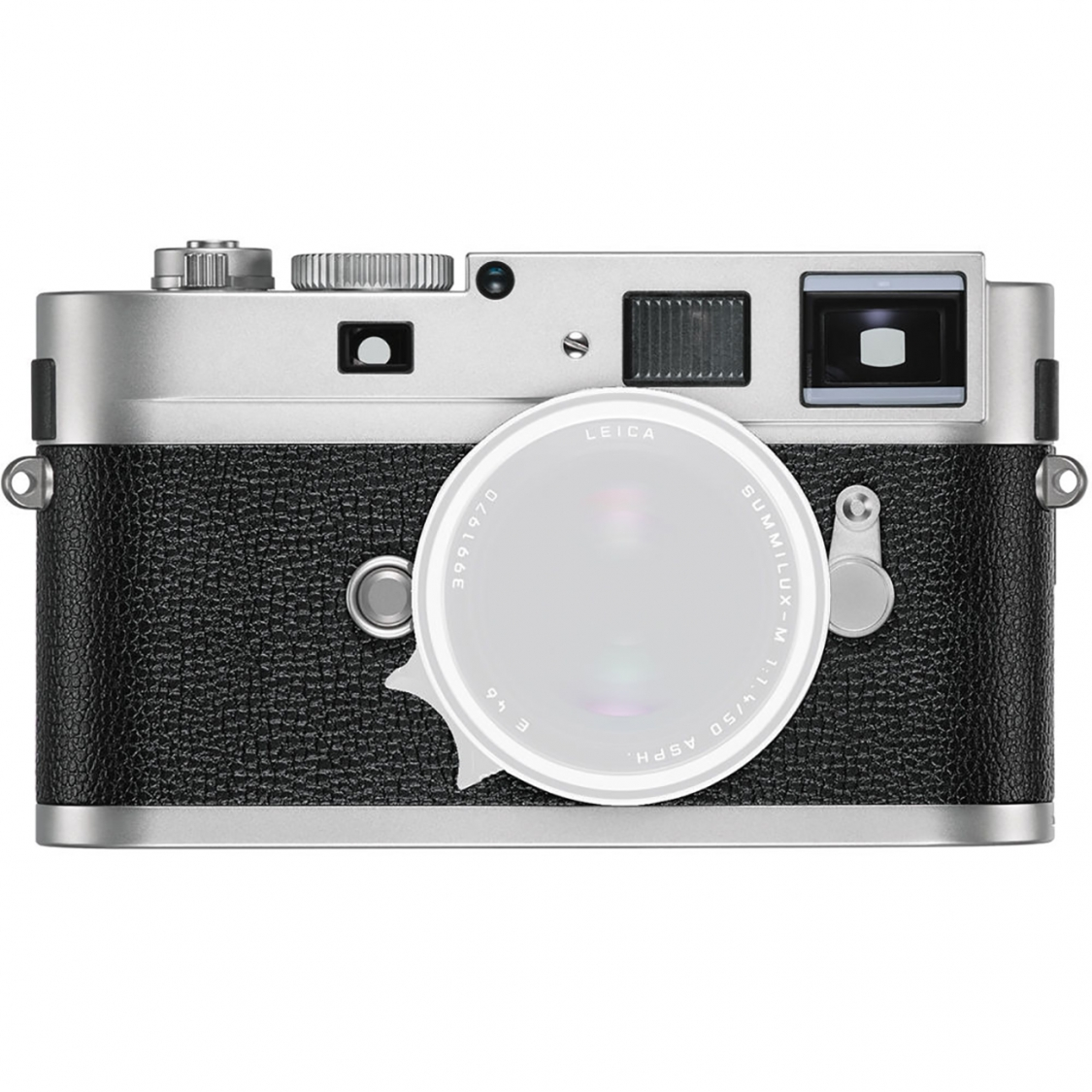 Leica M Monochrom Camera (silver chrome)
