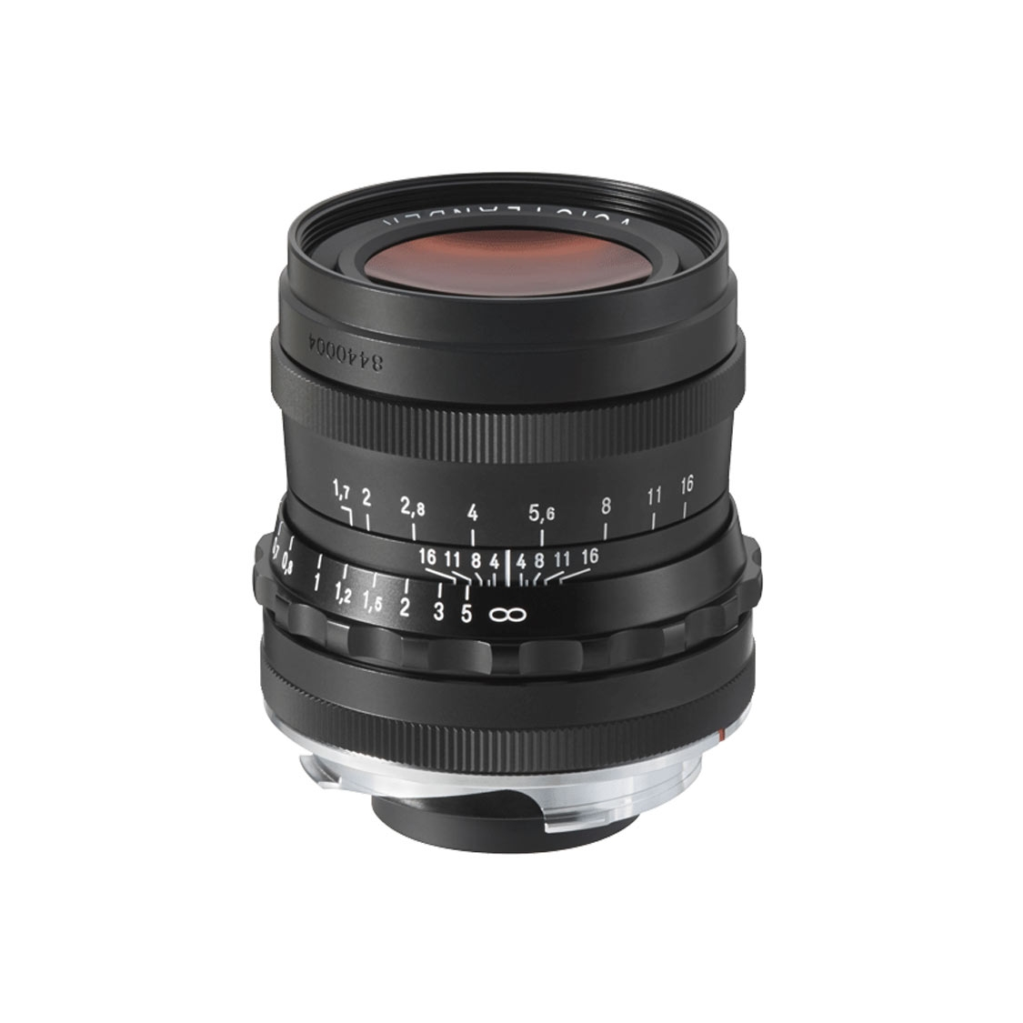 Voigtlander 35mm F1.7 Ultron Lens (black)