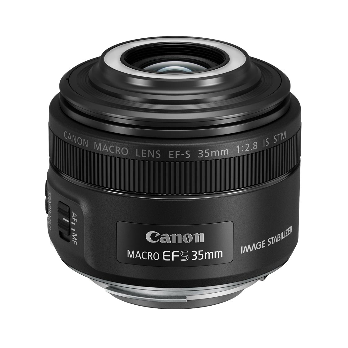 Canon EF-S 35mm f2.8 IS STM Macro Lens