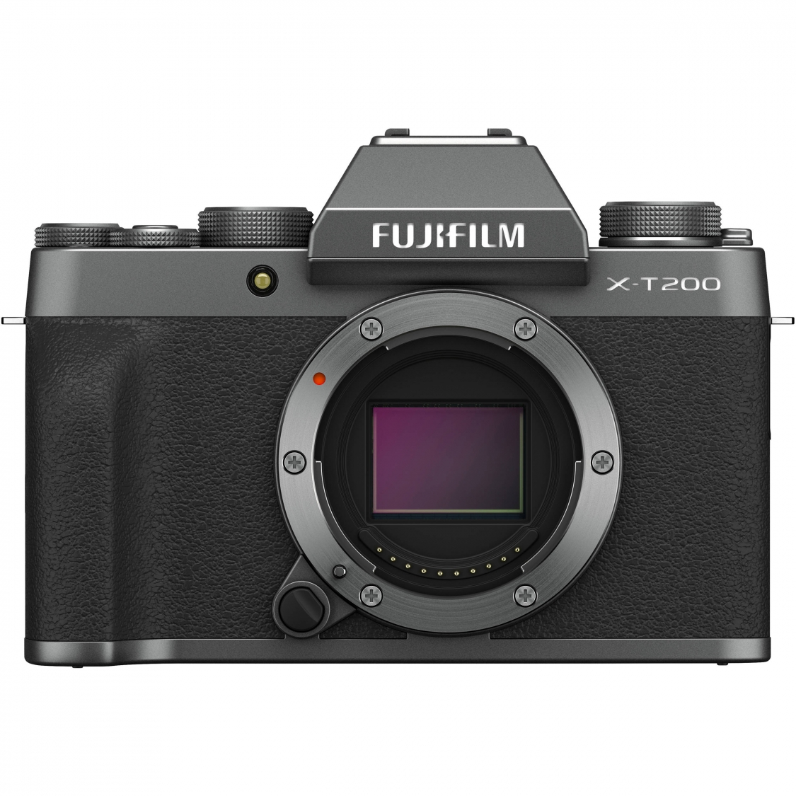 Fujifilm X-T200 Camera Body (Dark Silver)