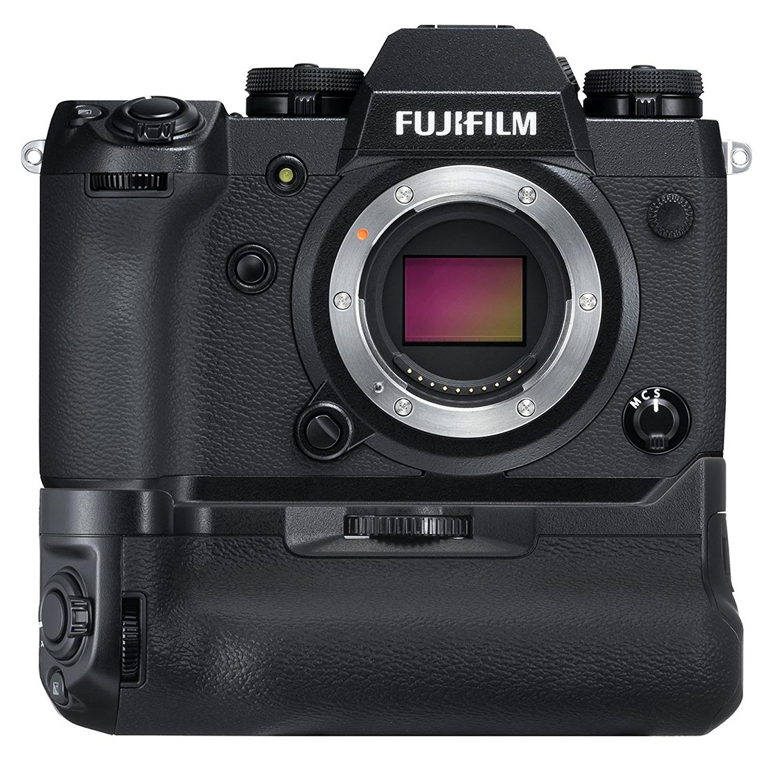 Fuji X-H1 Camera with Vertical Power Booster