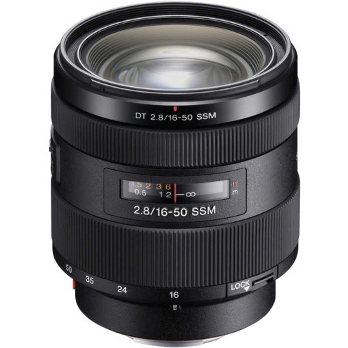 Sony 16-50mm f2.8 SSM Lens - Open Box