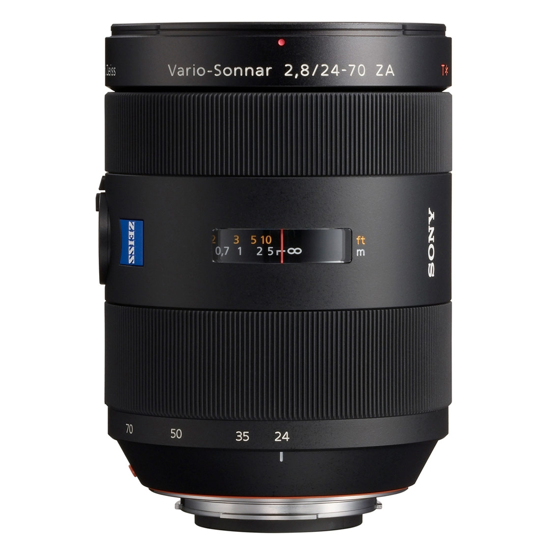 Sony 24-70mm F2.8 II Zeiss SSM Lens