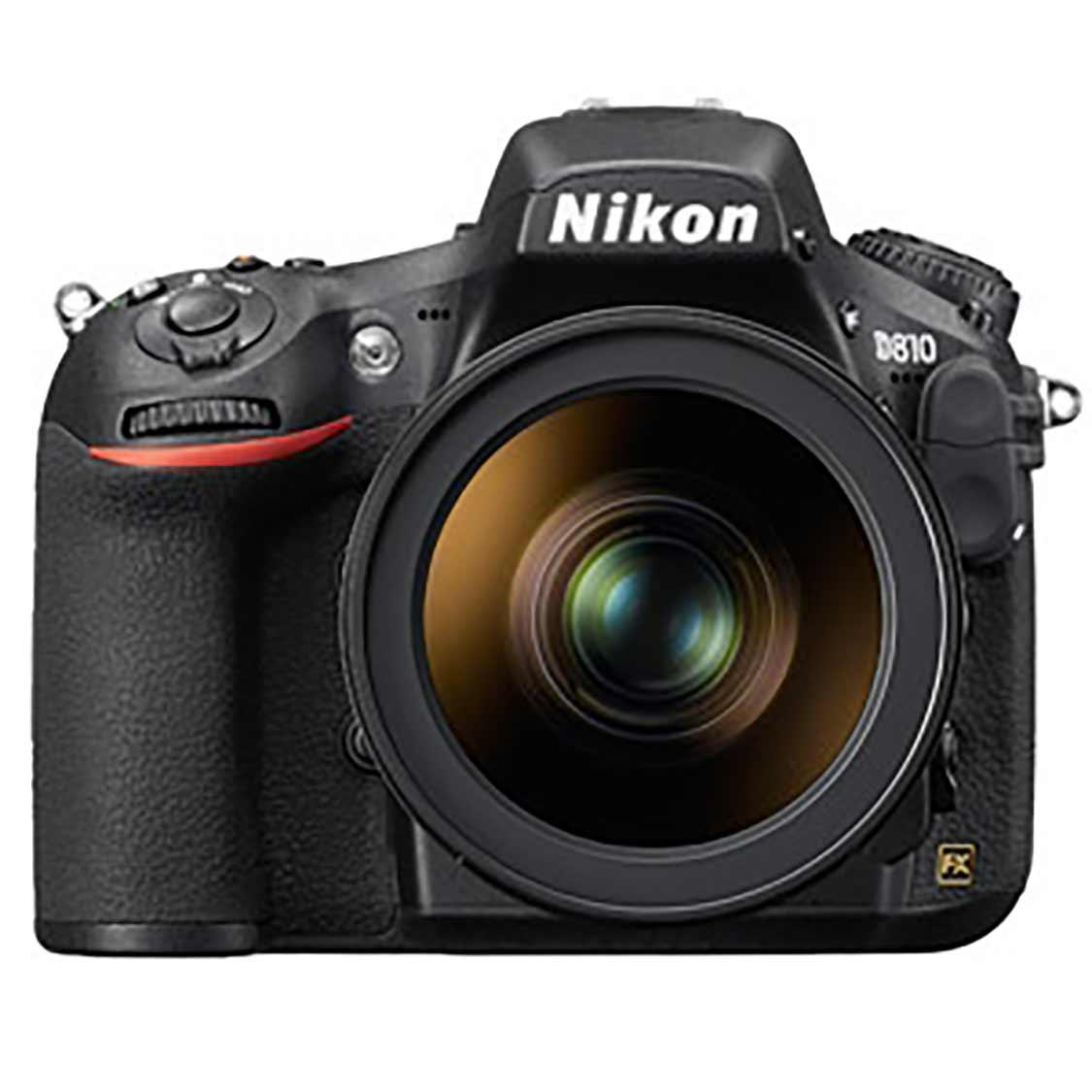 Nikon D810 DSLR with AF-S 24-120mm Lens