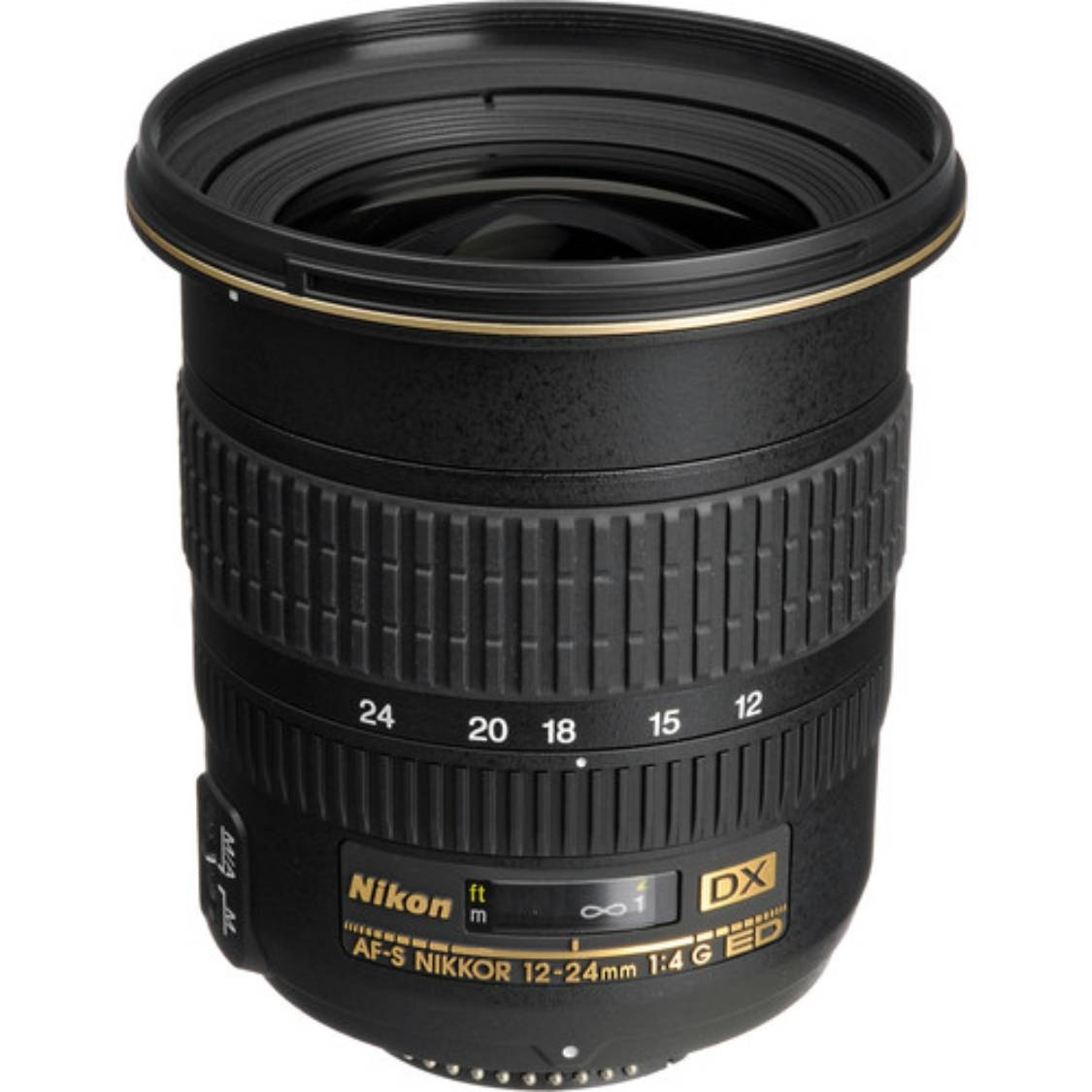 Nikon DX AF-S 12-24mm F4 G Lens - Open Box