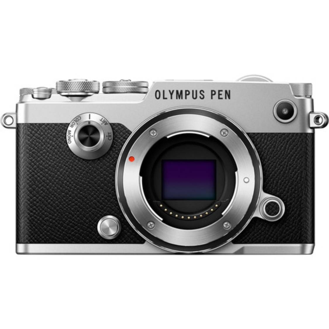 Olympus Pen-F Body (silver) - Open Box