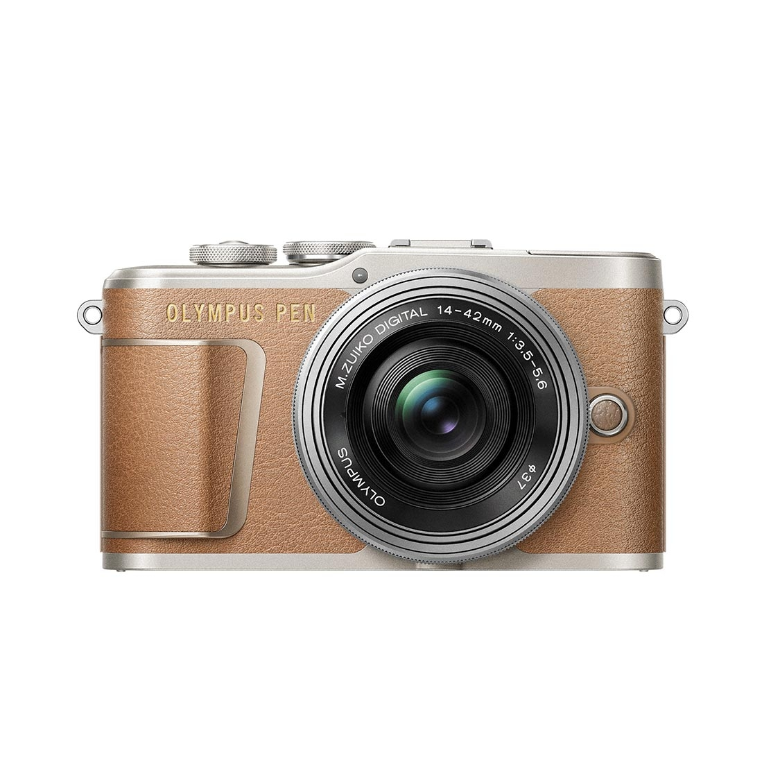 Olympus PEN E-PL9 Camera Body (brown)
