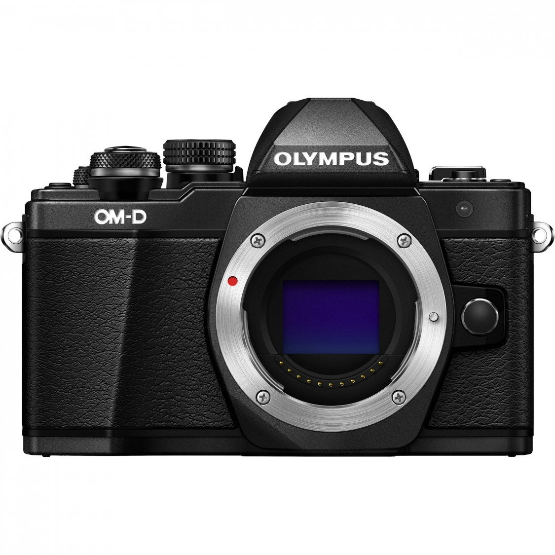 Olympus OM-D E-M5 Mark II Camera Body (black)