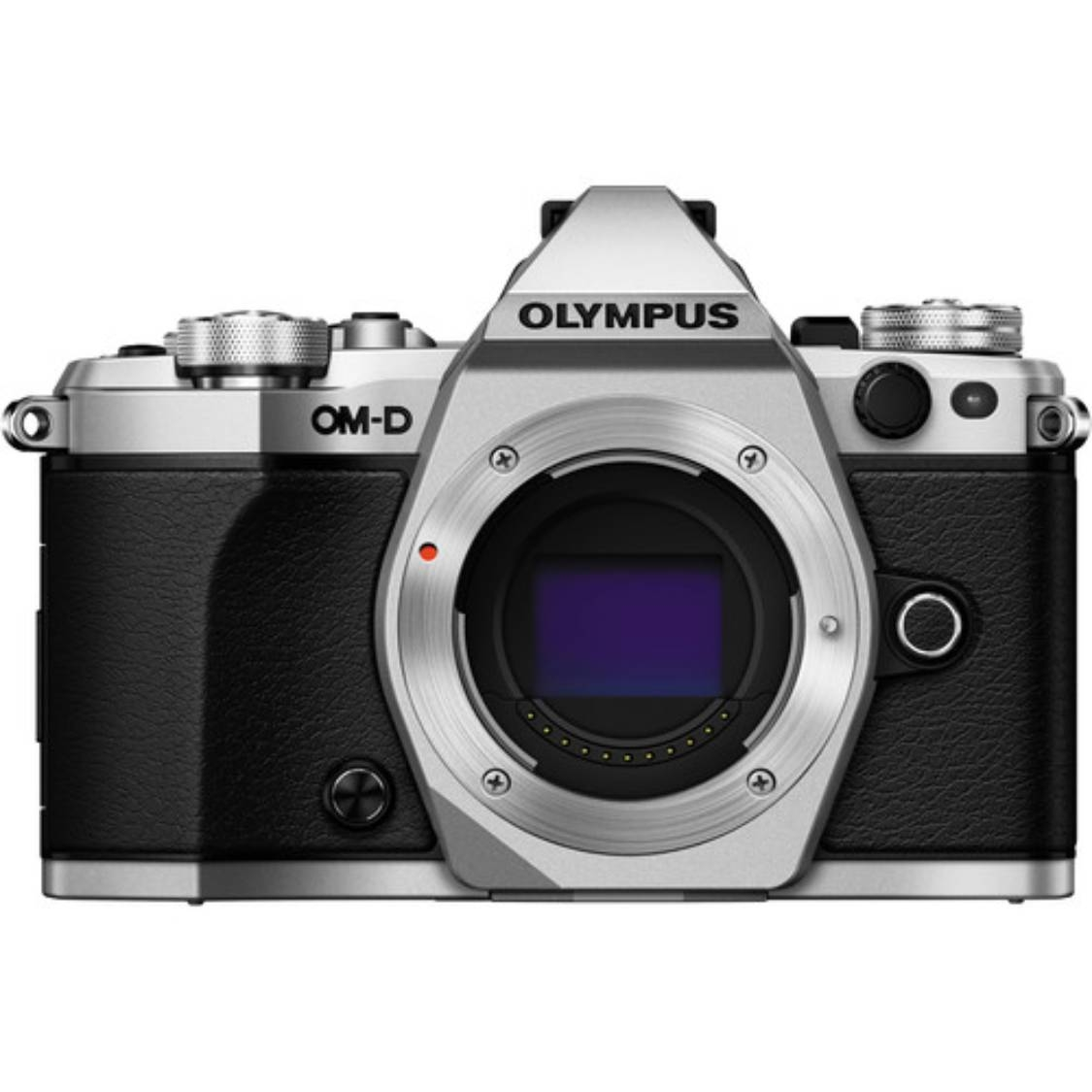 Olympus OM-D E-M5 Mark II Camera Body (silver) - Open Box