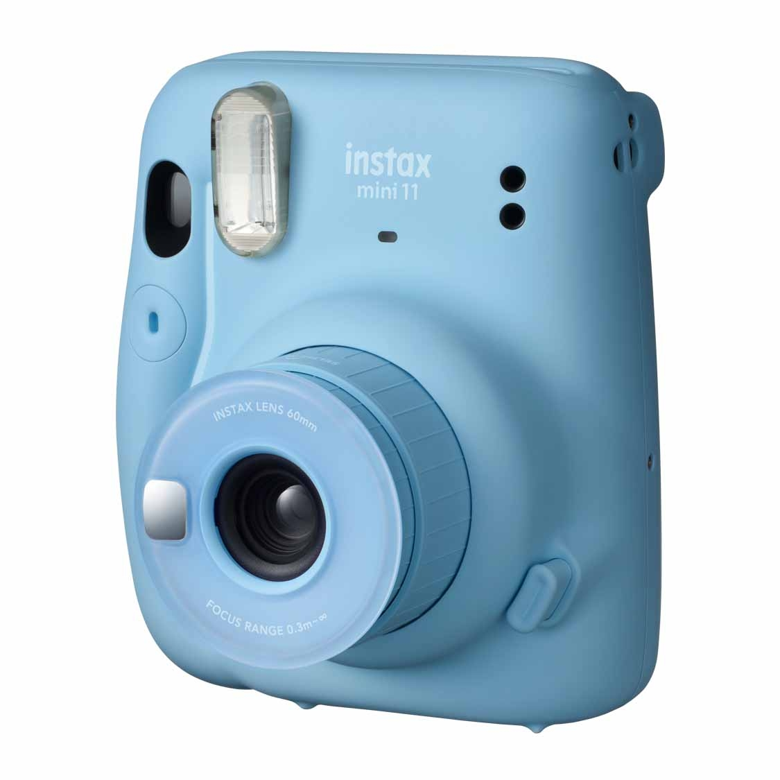 Fujifilm Instax Mini 11 Camera (sky blue)