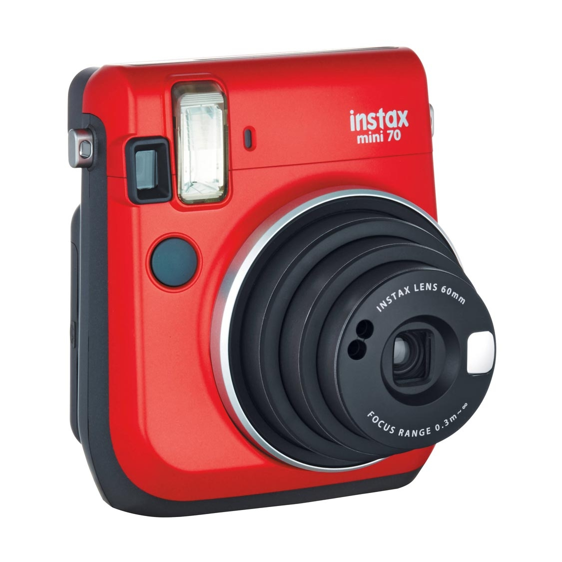 Fuji Instax Mini 70 Camera (passion red) without Film