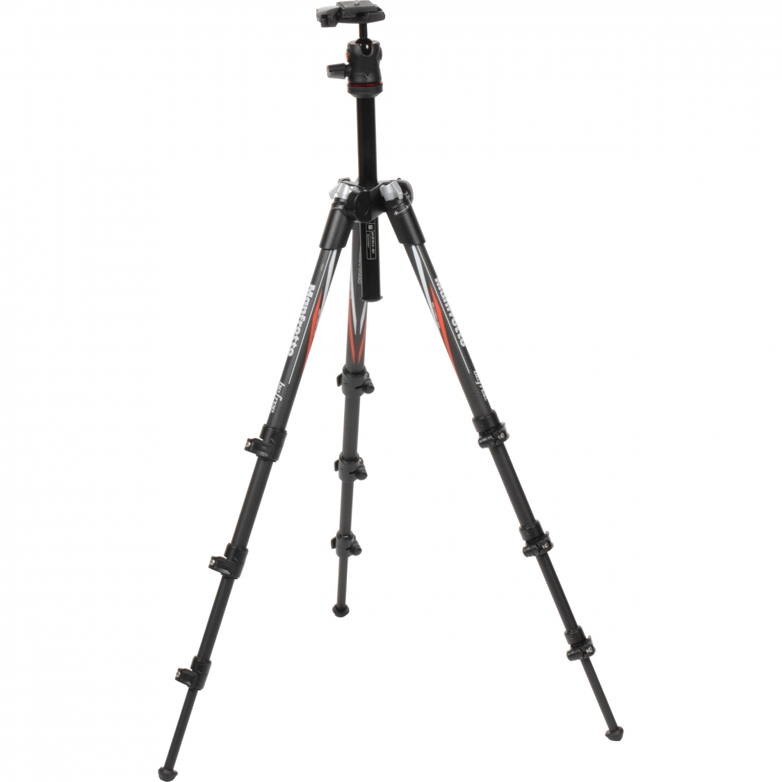 Manfrotto Befree Carbon Fibre Travel Tripod